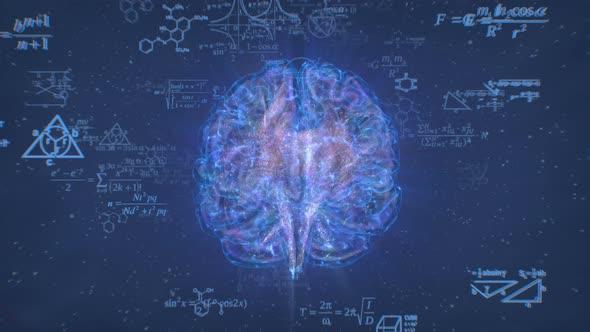 Nebula Brain - Science Formula Generation