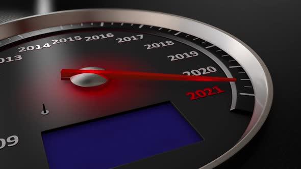 The Speedometer Happy Valentines Day