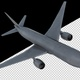 Airliner On Alpha Channel Loops V1 - VideoHive Item for Sale