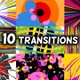 10 Colorful Transitions - VideoHive Item for Sale