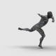 Sci-fi Man with Breakdance - VideoHive Item for Sale