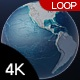 Earth Globe Oceans - VideoHive Item for Sale