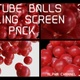 You Tube Balls Filling Screen Pack - VideoHive Item for Sale