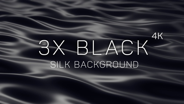 Fashion Dark Silk