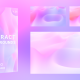 Animated Colorful Gradient Shapes Pack - VideoHive Item for Sale