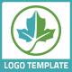 Green Leaf Nature Logo - GraphicRiver Item for Sale