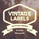 7 Vintage Labels And Insignias - GraphicRiver Item for Sale