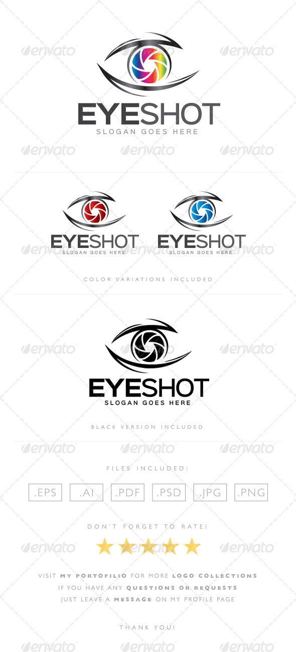 Eye Shot Logo