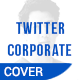 Twitter Corporate Header Cover - GraphicRiver Item for Sale