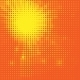 Abstract Sun Halftone Background - GraphicRiver Item for Sale
