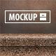 12 Desk Under Wall Mockups Set - GraphicRiver Item for Sale