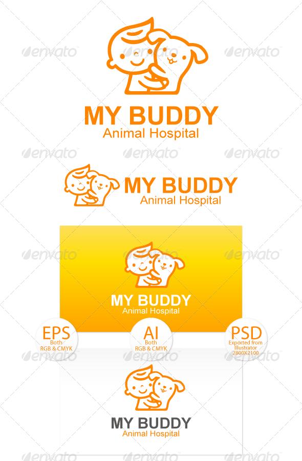 My Buddy-Pet Care Logo