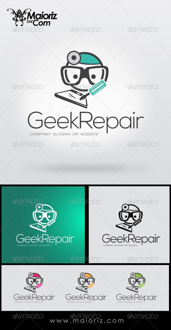 Geek Repair Logo