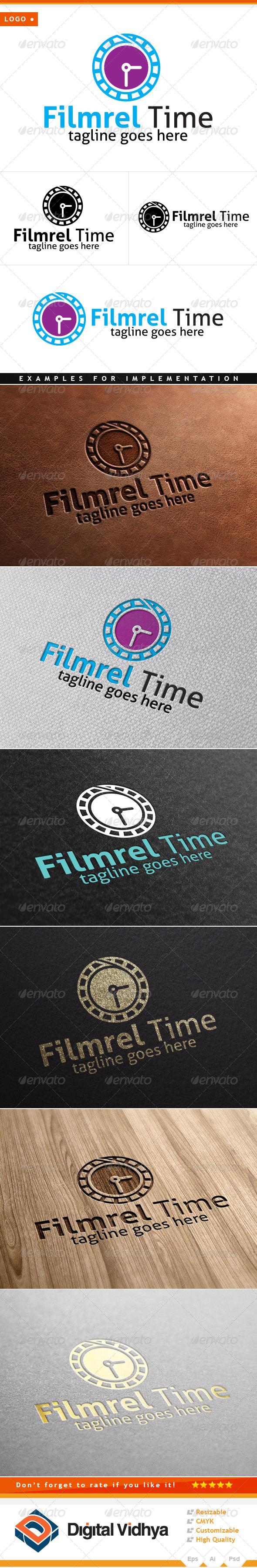 Film & Time Logo