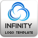 Infinity Cloud Logo Template - GraphicRiver Item for Sale