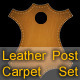 Leather Carpet Set - 3DOcean Item for Sale