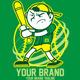 Baseball Kid - GraphicRiver Item for Sale
