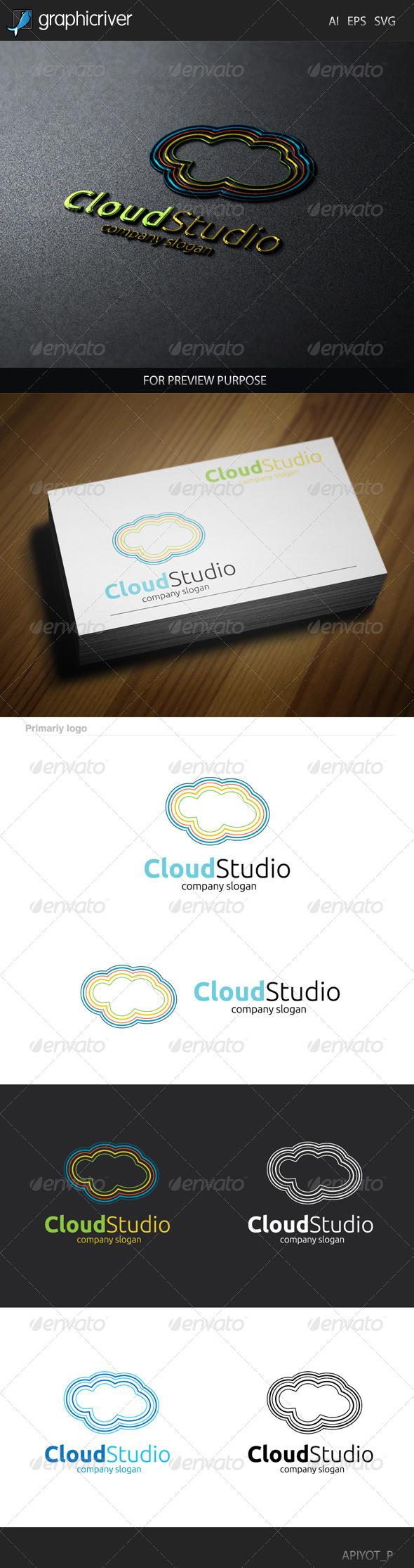 Cloud Studio Logo