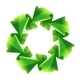 7 Green Recycling Arrows - GraphicRiver Item for Sale