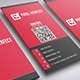 Corporate Double Sided Business Card - GraphicRiver Item for Sale