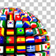World Flags Globe Pack - GraphicRiver Item for Sale