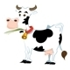 Adorable Cow - GraphicRiver Item for Sale