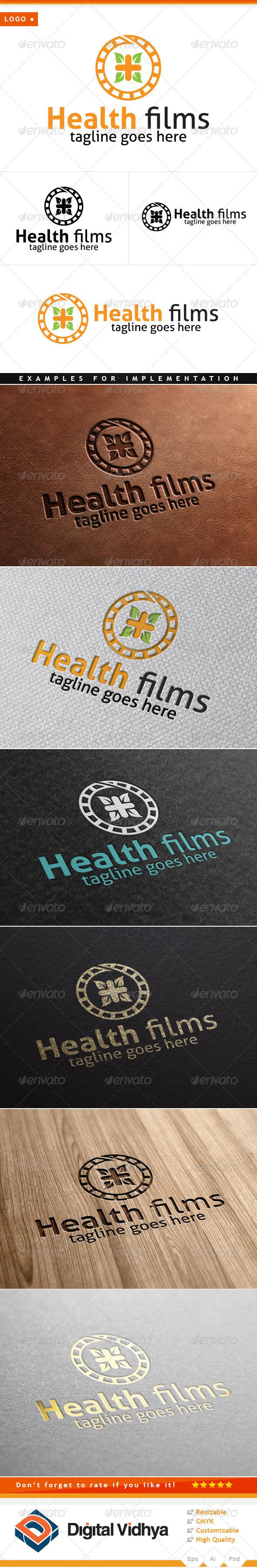 Healthy & Films Logo