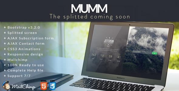 MUMA | Splitted już wkrótce