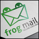 Frog Mail Logo - GraphicRiver Item for Sale