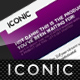 Iconic, a bold new professional web layout. - ThemeForest Item for Sale