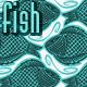 Fish. Elegant Woodcut Printing Block Patterns - GraphicRiver Item for Sale