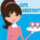 Female Assistant Illustration - GraphicRiver Item for Sale