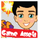 Game Assets Character Sprite Sheet - GraphicRiver Item for Sale