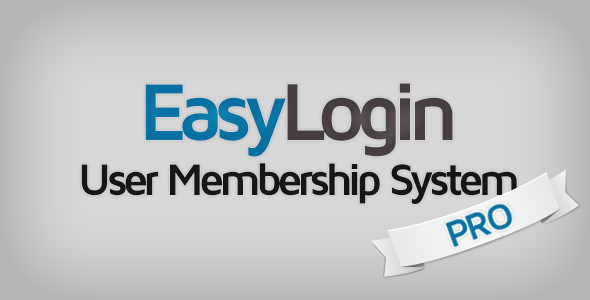 EasyLogin Pro - User Membership System Free Download #1 free download EasyLogin Pro - User Membership System Free Download #1 nulled EasyLogin Pro - User Membership System Free Download #1