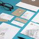 Stationery Mock-Up Set  - GraphicRiver Item for Sale