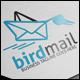 Bird Mail Logo - GraphicRiver Item for Sale