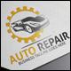Auto Repair Logo - GraphicRiver Item for Sale