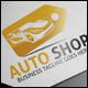 Auto Shop Logo - GraphicRiver Item for Sale
