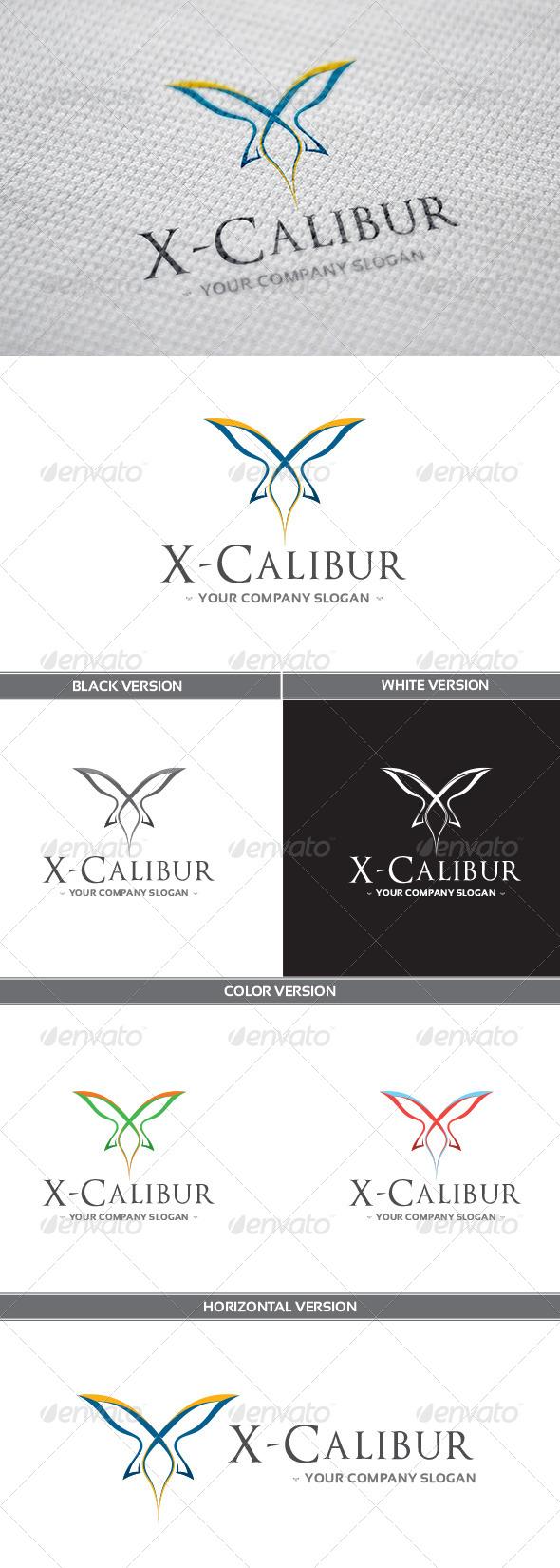 X-Calibur Logo