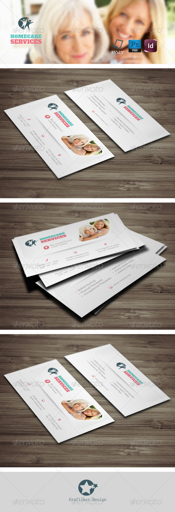 Nursing Home Graphics Designs Templates From Graphicriver