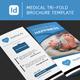 Medical Tri-fold Brochure - GraphicRiver Item for Sale