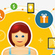 Consumer On line - GraphicRiver Item for Sale