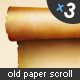 Old Paper Scroll with Layered PSD - GraphicRiver Item for Sale