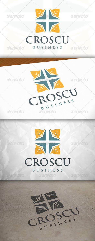 Cross Square Logo