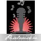 Karaoke Microphone Logo - GraphicRiver Item for Sale