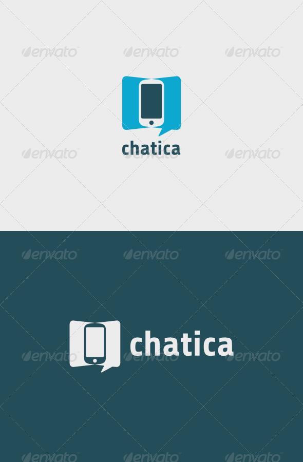 Chatica Logo