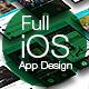 OS Phone Full Mobile App UI Kit Design - GraphicRiver Item for Sale