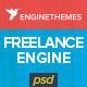 FreelanceEngine - Freelance Marketplace Template - ThemeForest Item for Sale