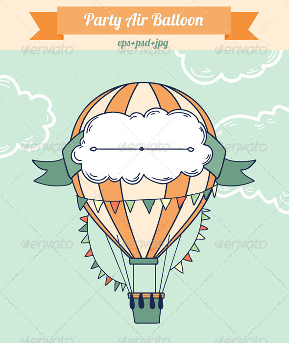 Party Air Balloon