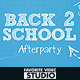 Back 2 School After Party - VideoHive Item for Sale